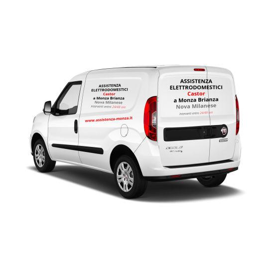 Pronto Intervento Assistenza Nova Milanese per la riparazione dei tuoi elettrodomestici Castor